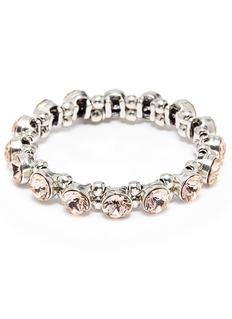 Philippe Audibert 'Marilyne' Swarovski crystal elastic bracelet