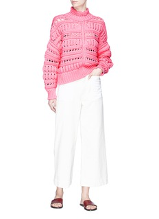 Isabel Marant 'Zoe' chunky knit sweater
