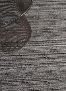 Chilewich Shag Skinny Stripe door mat