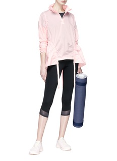 Particle Fever Drawstring performance top