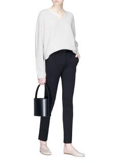 THE ROW Klinny纯色修身长裤