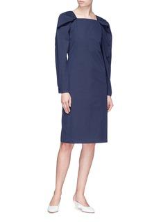 FFIXXED STUDIOS 'Mignon' puff sleeve dress