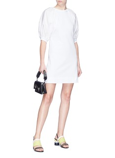 3.1 Phillip Lim Puff raglan sleeve dress