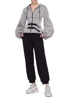 FENTY PUMA by Rihanna Buckle strap zip hoodie