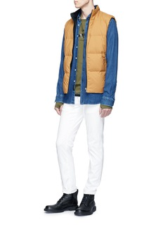 SCOTCH & SODA Club Nomade英文字纯棉卫衣