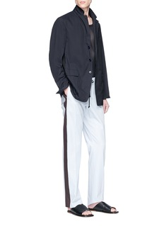 Dries Van Noten 'Bilbao' unconstructed soft blazer