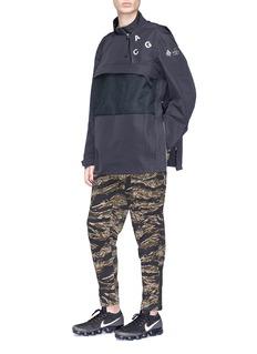 NikeLab 'ACG' print mesh panel sweatshirt