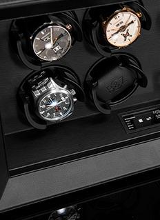 BUBEN&ZÖRWEG Safe Master 8 TIME MOVER® watch winder