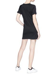 Calvin Klein Performance Logo print T-shirt dress