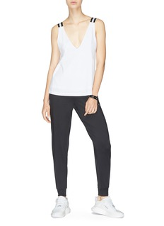 Calvin Klein Performance Stripe outseam jogging pants