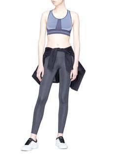 Calvin Klein Performance Side stripe bonded leggings