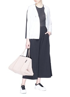 Calvin Klein Performance Logo waistband culottes