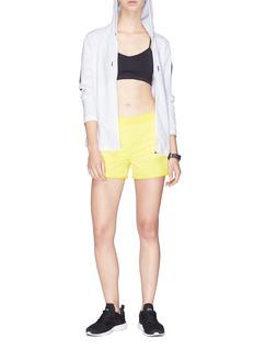 Calvin Klein Performance Logo waistband track shorts