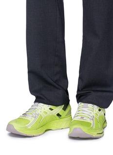 Kiko Kostadinov x ASICS Gel-Burz 1针织运动鞋