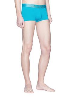 Calvin Klein Underwear 'Focused Fit' lightweight micro stretch boxer briefs