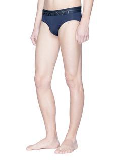 Calvin Klein Underwear 'Focused Fit' lightweight micro stretch briefs