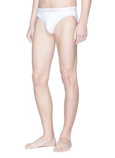 Calvin Klein Underwear Body品牌名称纯棉三角内裤