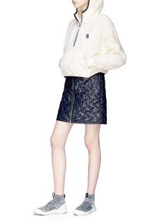 NikeLab 'Essentials' zip padded skirt