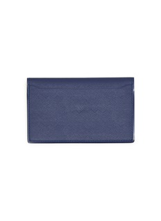Monocle x Delfonics passbook case – Dark Blue