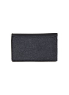 Monocle x Delfonics passbook case – Black
