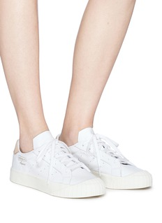 Adidas 'Everyn' leather sneakers