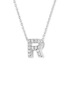 Roberto Coin 'Love Letter' diamond pendant – R