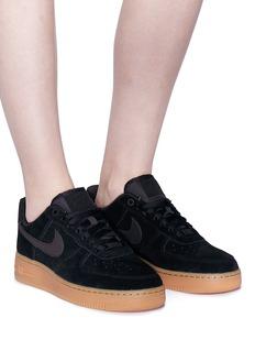 Nike 'Air Force 1 '07 SE' suede sneakers