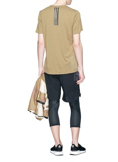 adidas X UNDEFEATED 'Supernova' performance T-shirt
