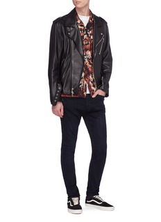 Topman Washed skinny jeans