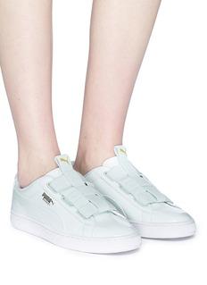 Puma 'Basket Maze' patent sneakers
