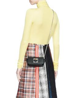 Sonia Rykiel 'Le Copain' sheepskin leather crossbody bag