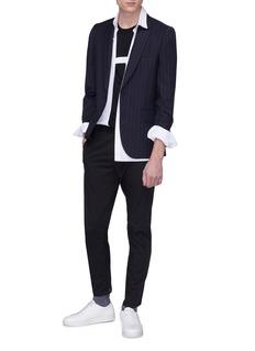 Lanvin Collar trim shirt