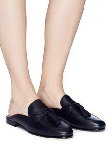 Sam Edelman 'Paris' tassel leather slide loafers