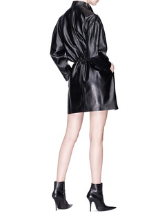 Situationist Leather dress