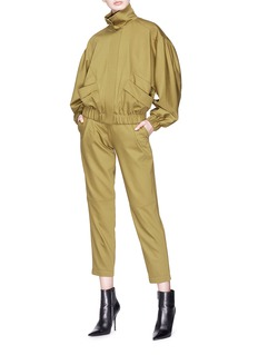 Situationist High waist cropped suiting pants