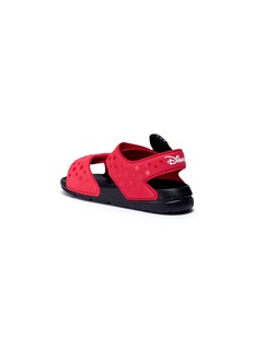 Adidas x Disney 'Minnie Altaswim' toddler sandals