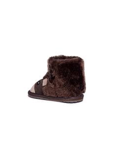 EMU AUSTRALIA 'Bear Walker' wool infant boots