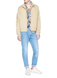 Topman Slim fit washed jeans