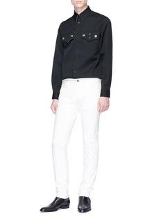 CALVIN KLEIN 205W39NYC 'Policeman' twill shirt