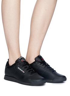 Reebok 'Princess' faux leather sneakers
