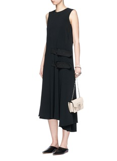 Acne Studios 'Scilla' belted wrap dress