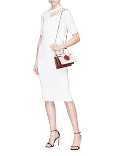 Christopher Esber Cutout shoulder dress