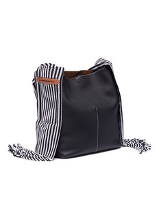 Loewe 'Scarf' leather bucket bag