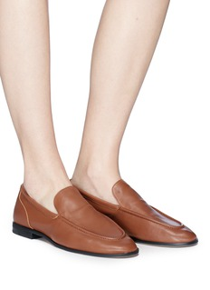 Pedder Red 'Phil' leather loafers