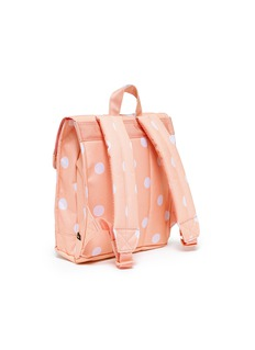 The Herschel Supply Co. Brand 'Survey' polka dot print canvas 5.5L kids backpack