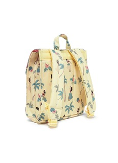 The Herschel Supply Co. Brand 'Survey' hula print canvas 5.5L kids backpack