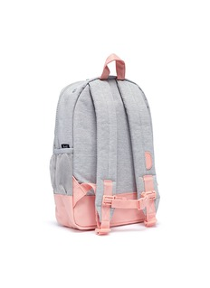 The Herschel Supply Co. Brand 'Heritage' colourblock canvas 16L kids backpack