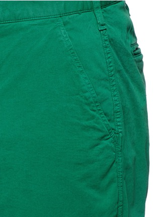Detail View - Click To Enlarge - PS by Paul Smith - Standard fit cotton chino shorts