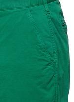 Standard fit cotton chino shorts