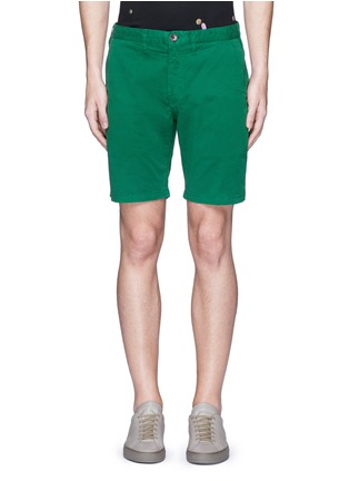 Main View - Click To Enlarge - PS by Paul Smith - Standard fit cotton chino shorts